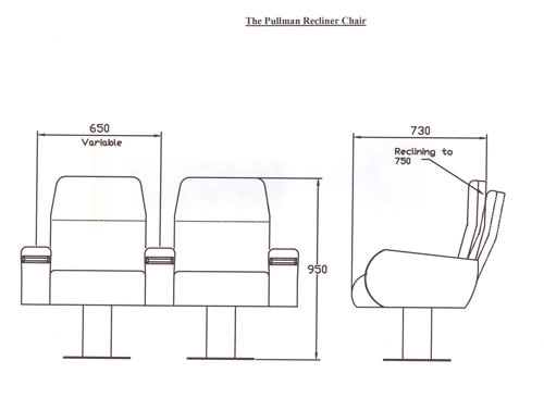 Pullman Recliner