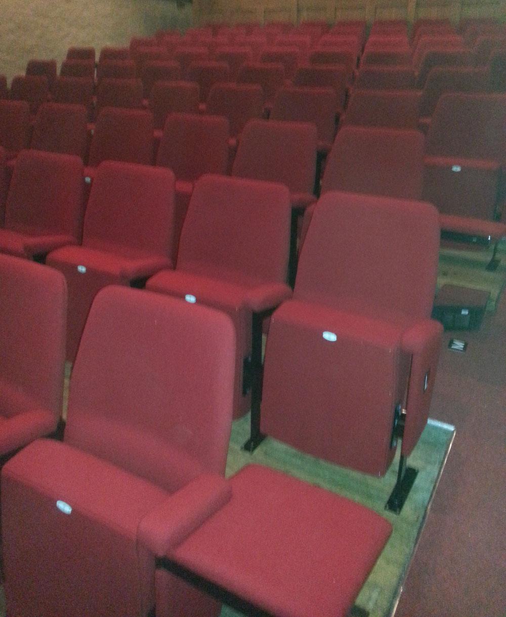 Barn Cinema, Dartington Hall
