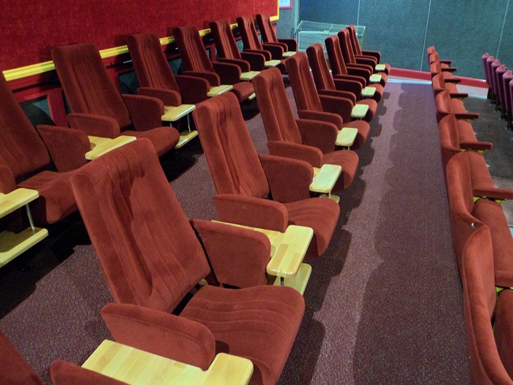 Film Theatre, Leiston
